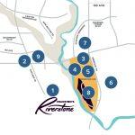 Riverstone Schools Map