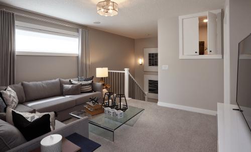 Cranston's Riverstone Brookfield Residential Riverstone Cascade Bonus Room