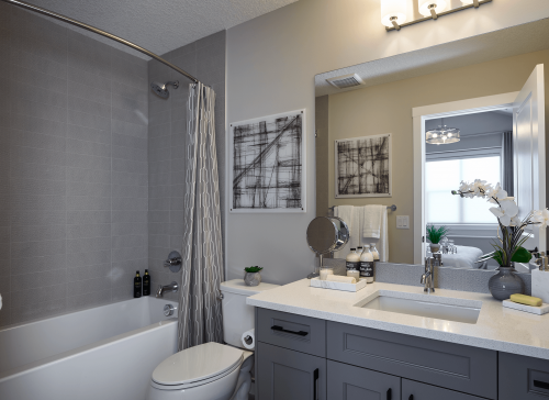 Cranston's Riverstone Brookfield Residential Riverstone Cascade Ensuite