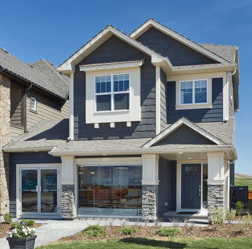 Cranston's Riverstone Brookfield Residential Riverstone Cascade Exterior