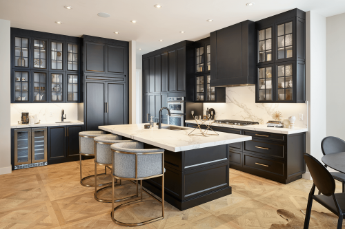 Cranston's Riverstone Brookfield Residential Riverstone Estate Sereno Kitchen