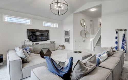 Cranston's Riverstone Brookfield Residential Riverstone Hudson 2 Bonus Room