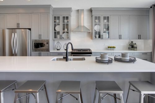 Huxley Model Kitchen In Cranston Riverstone