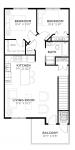 Cranston's Riverstone Cranston_Ruby_Floorplan_Upper_Floorplan