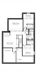 Cranston's Riverstone Cranston_Sereno_Floorplan_Upper_Floorplan