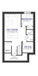 Cranston's Riverstone Hudson2_Floorplan_Basement_Option