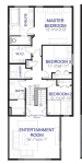 Cranston's Riverstone Hudson2_Floorplan_Upper_Bath_Option