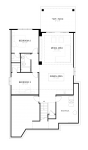 Cranston's Riverstone Aston II-Calbridge Homes-OptLowerLevel-1126 sqft Floorplan