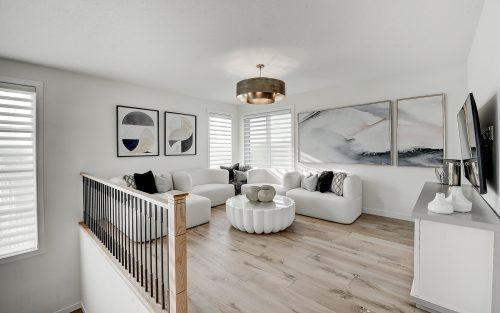 Cranston's Riverstone Brookfield Residential Riverstone Lucca Bonus Room