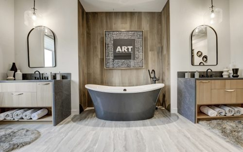 Cranston's Riverstone Brookfield Residential Riverstone Lucca Ensuite