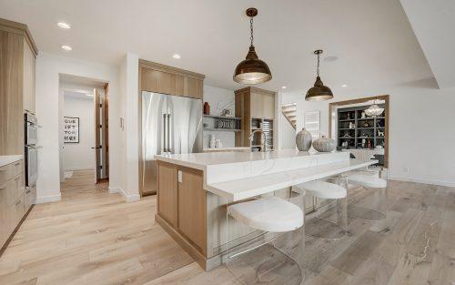 Cranston's Riverstone Brookfield Residential Riverstone Lucca Kitchen