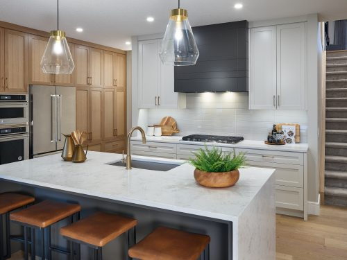 Cranston's Riverstone Calbridge Homes Aston II Kitchen