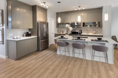 Cheyenne Kitchen In Symons Gate By Brookfield Residential 1
