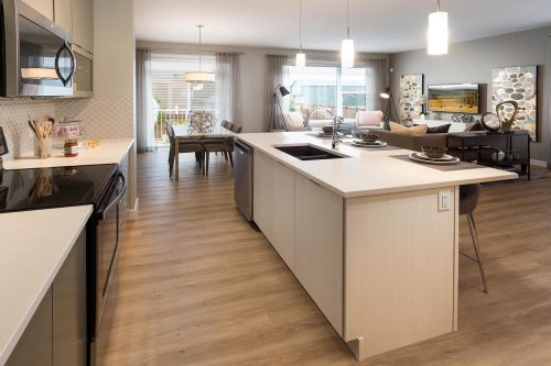 Cheyenne Kitchen In Symons Gate By Brookfield Residential 2