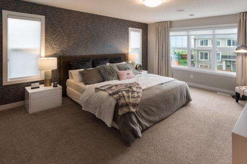 Cheyenne Master Bedroom In Symons Gate By Brookfield Residential