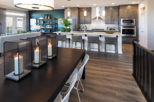 Hudson Kitchen In Symons Gate By Brookfield Residential 1