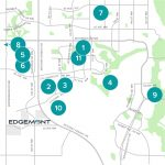 Edgemont Parks And Recreation Map 1