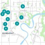 Edgemont Shopping Map 1