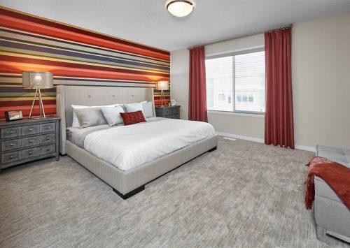 Bedroom View In Palazzo Duplex In Edgemont 2