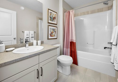 Bathroom Area In Palazzo Duplex In Edgemont 2