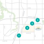 Lake Summerside Parks And Recreation Map