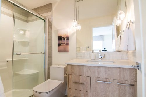 Cascade Showhome Bath In Lake Summerside