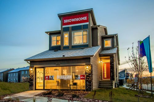 Harlow Showhome Exterior In Paisley