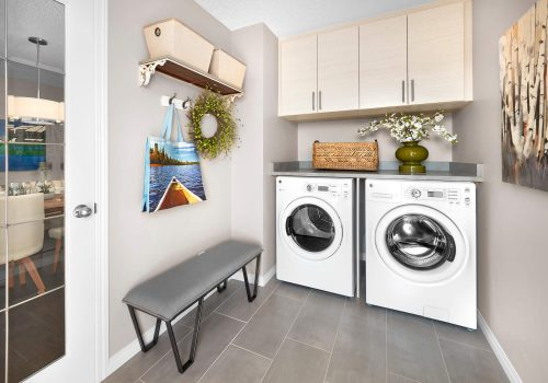 Laundry Room In Brighton Home In Paisley