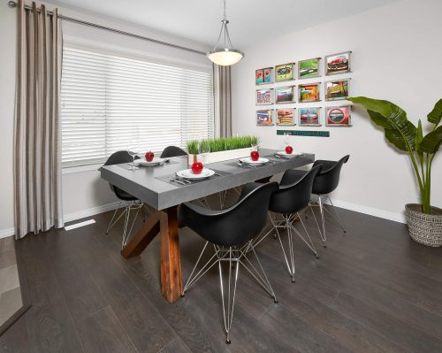 DIning Area In Decorus Duplex In Paisley