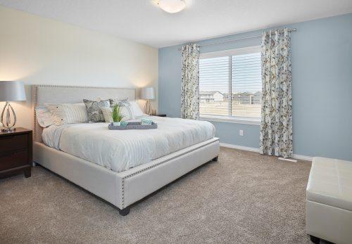 Bedroom In Palazzo Duplex In Paisley 2