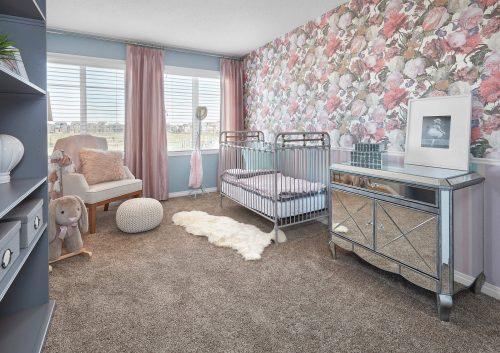 Bedroom In Palazzo Duplex In Paisley 4