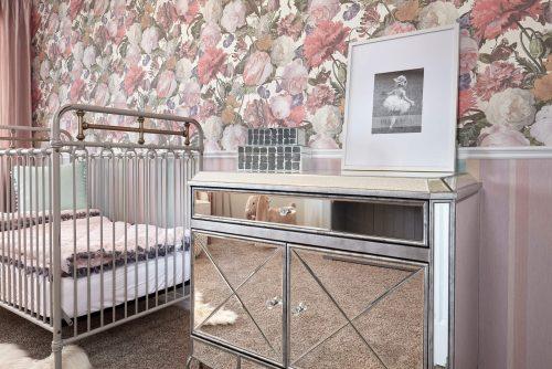Bedroom In Palazzo Duplex In Paisley
