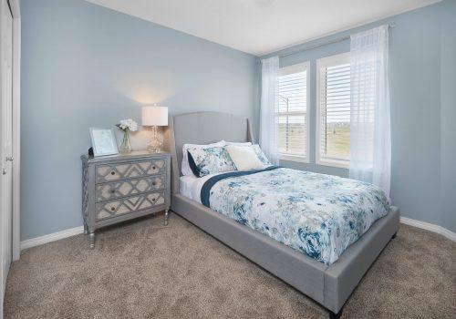 Bedroom In Palazzo Duplex In Paisley 5