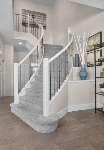Stairway In Robson Home In Paisley 3