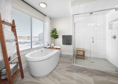 Bathroom In Robson Home In Paisley 3