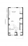 Paisley Van Gogh Main Floor- Kitchen Option 3 Bedroom