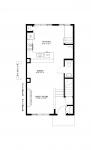 Paisley Van Gogh Main Floor- Kitchen Option 2 Bedroom