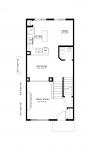 Paisley Brahms Main Floor Kitchen Option 1