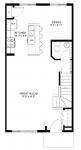 Paisley Da Vinci Main Floorplan – Kitchen Option 1