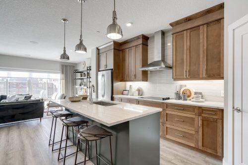 Livingston [Brookfield Residential] [Carlisle 2] [Livingston] [Kitchen]