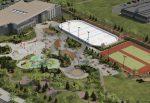 Brookfield Livingston future The Hub rendering