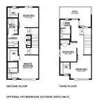 Daytona Venza Optional 4th Bedroom