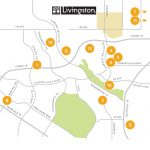 Livingston Shopping Map 1