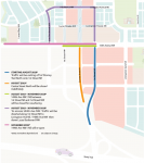 Livingston Brookfield-Residential-Calgary-Livingston-Road-Closure-Map