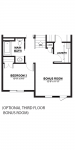 Livingston Cavalier Z Third Floor Bonus Room Option
