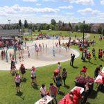 Calgary Community Hub Cranston Canada Day