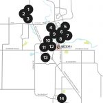 Artesia shopping map mobile