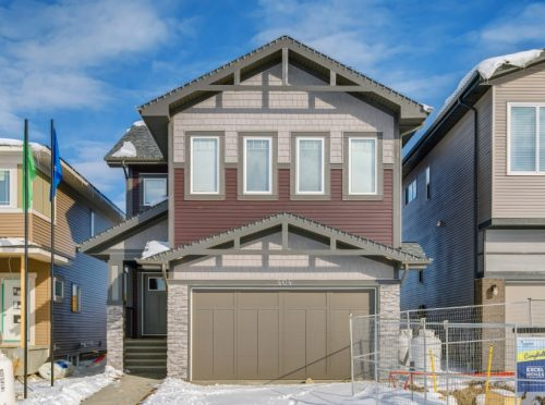 Excel Homes Campbell Chinook Gate