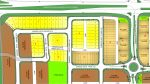 Chinook Gate Lot Map 1
