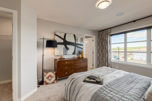 Langley Master Bedroom In Chinook Gate